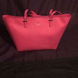 Kate Spade purse (Small Harmony Cedar Street)